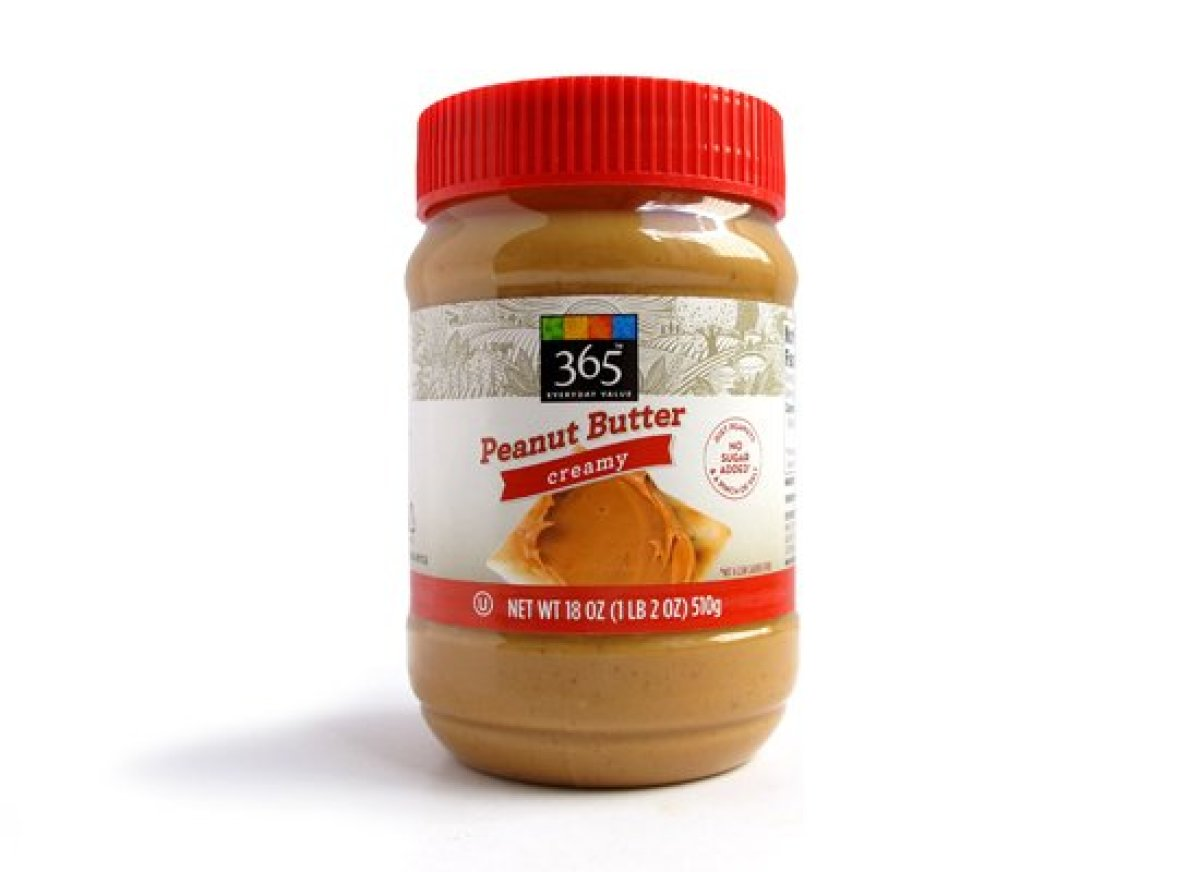 Whole Foods  Non Organic All Natural Creamy Peanut Butter