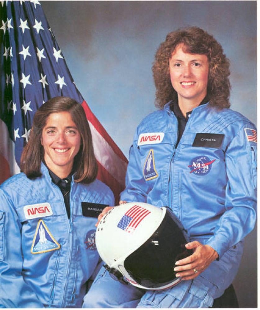 space shuttle challenger backup teacher - photo #5