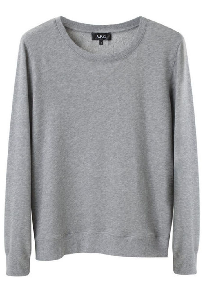 Every Girl Should Own A Grey Sweatshirt (PHOTOS) | HuffPost