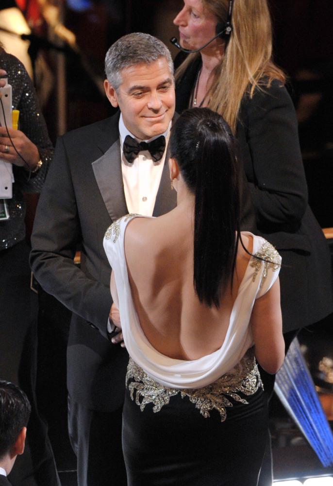 Celebrity news oscar winners complete list of 2012 for Zoe dujardin