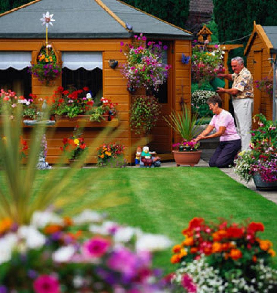 Decora tu ba o bajo las reglas del feng shui huffpost for Ver jardines