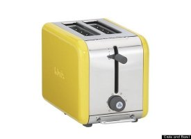 Stylish Yellow Kitchen Accessories And Appliances