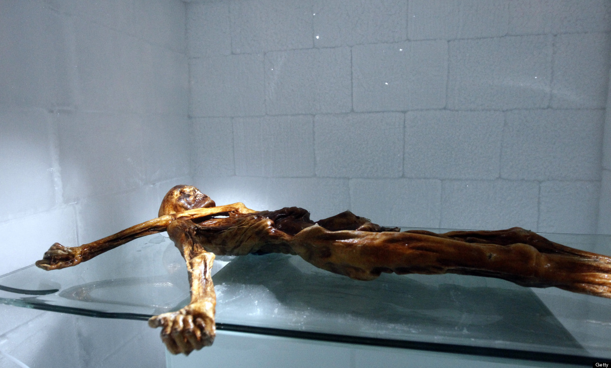 13 Mummified Facts about Ötzi the Iceman