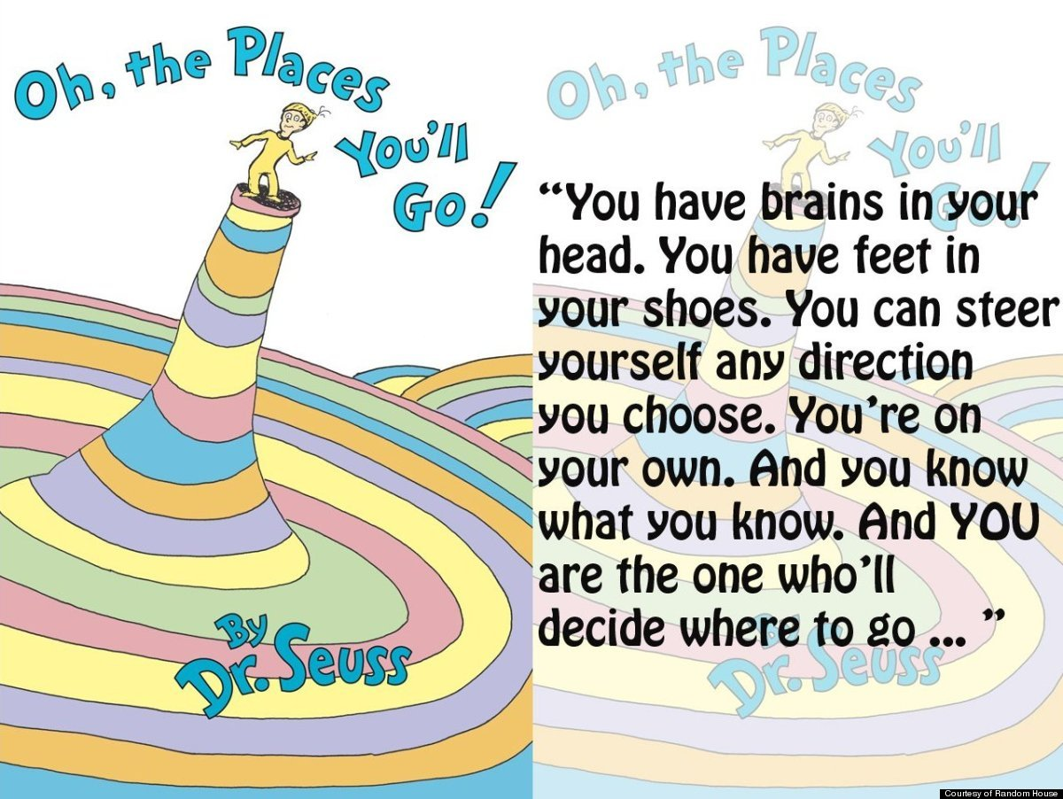 Dr. Seuss Quotes: 10 Memorable Quotes In Honor Of Dr