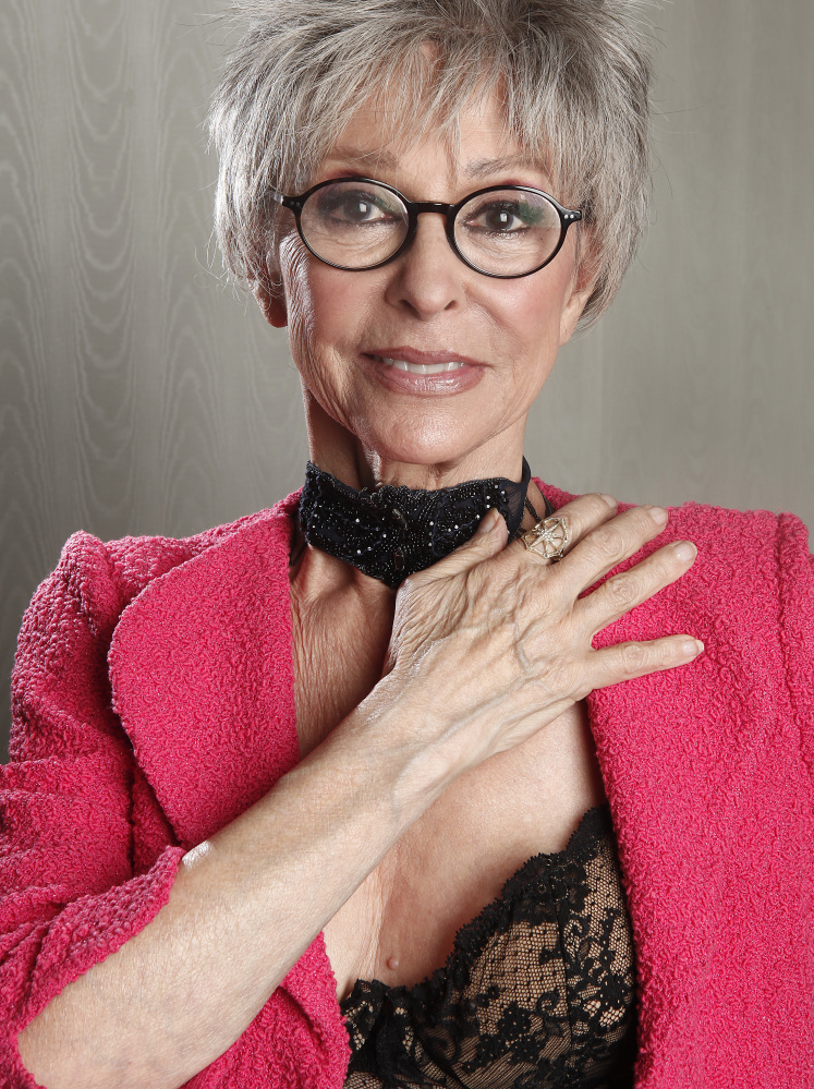 Rita Moreno Says The Door Is Not Sufficiently Open For