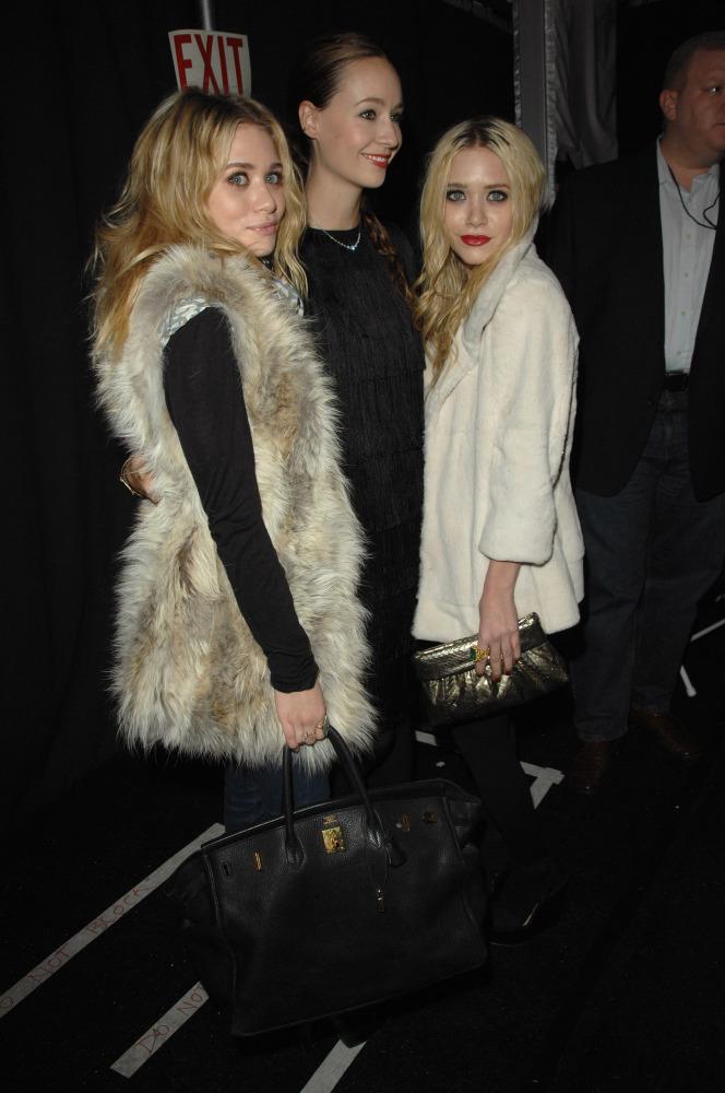 Ashley Olsen - Hermes Birkin Bag