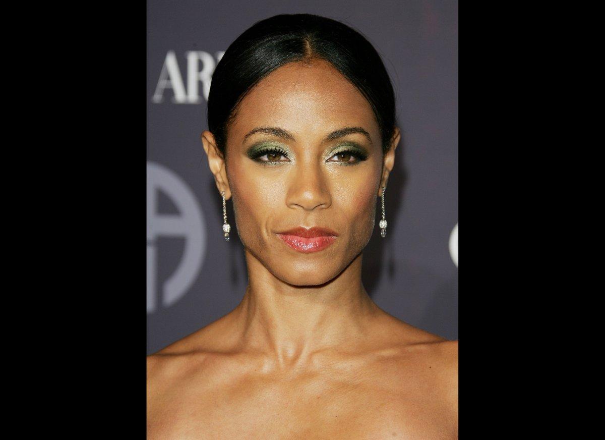 how to wear green eyeshadow 15 celebrities show you how