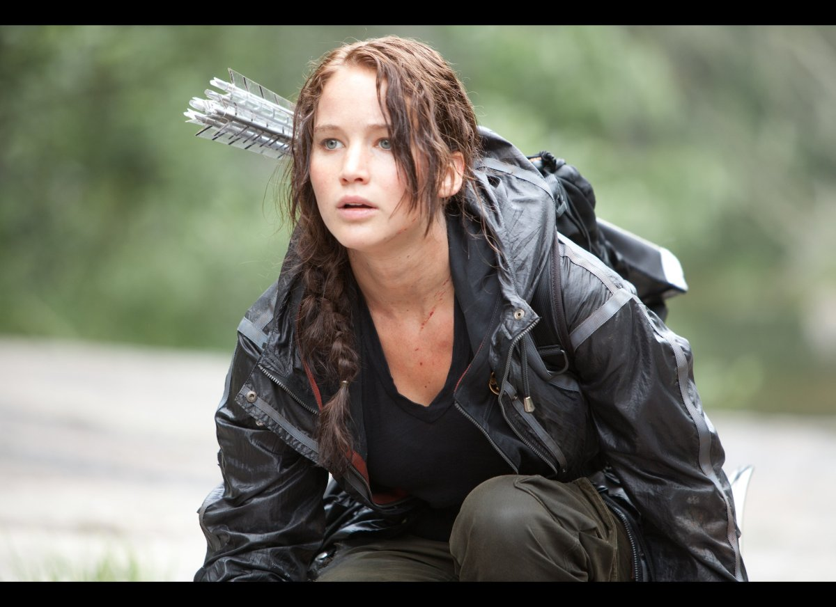 'The Hunger Games' Katniss Everdeen Braid: Hair How-To ...