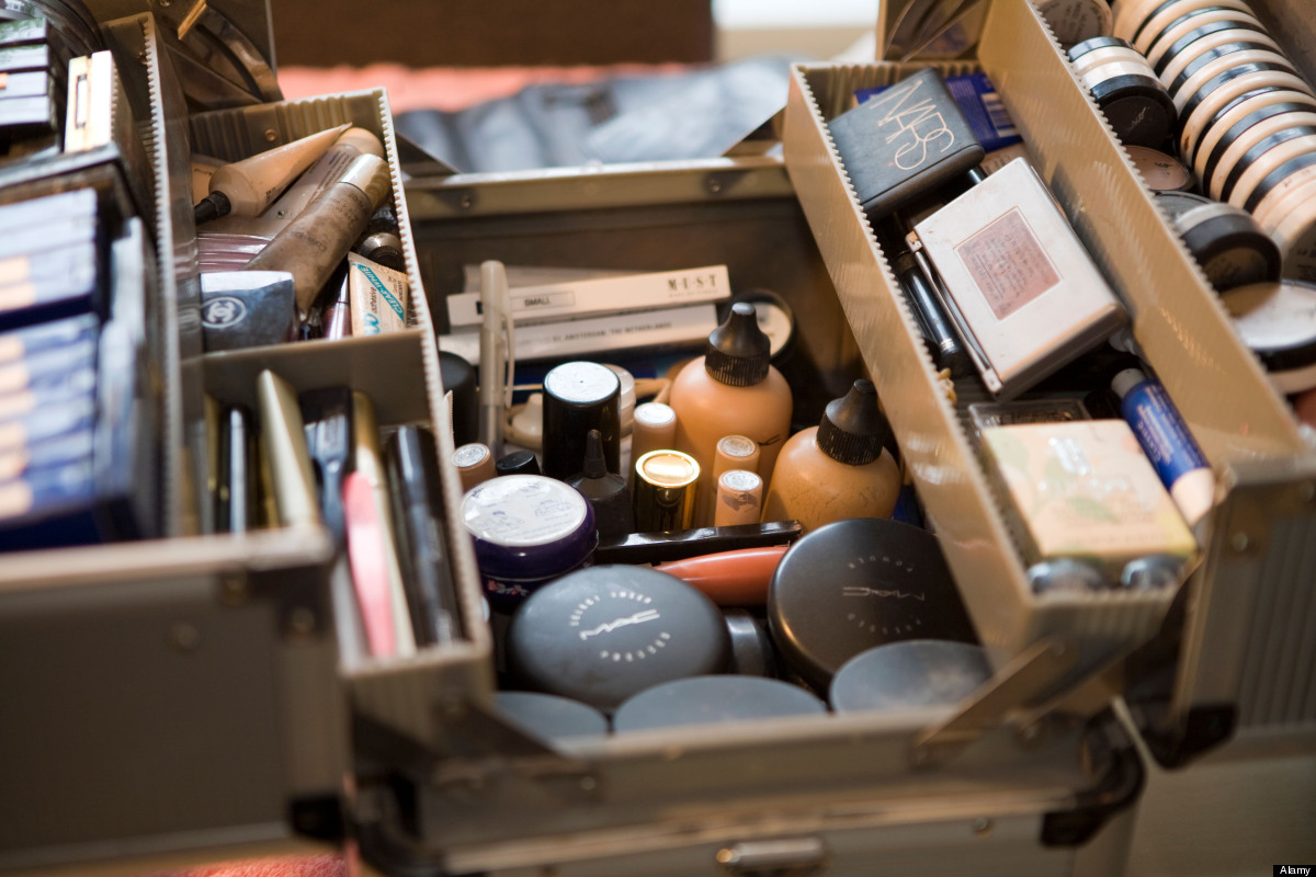 10 Ways To Store And Organize Your Makeup (PHOTOS) | HuffPost
