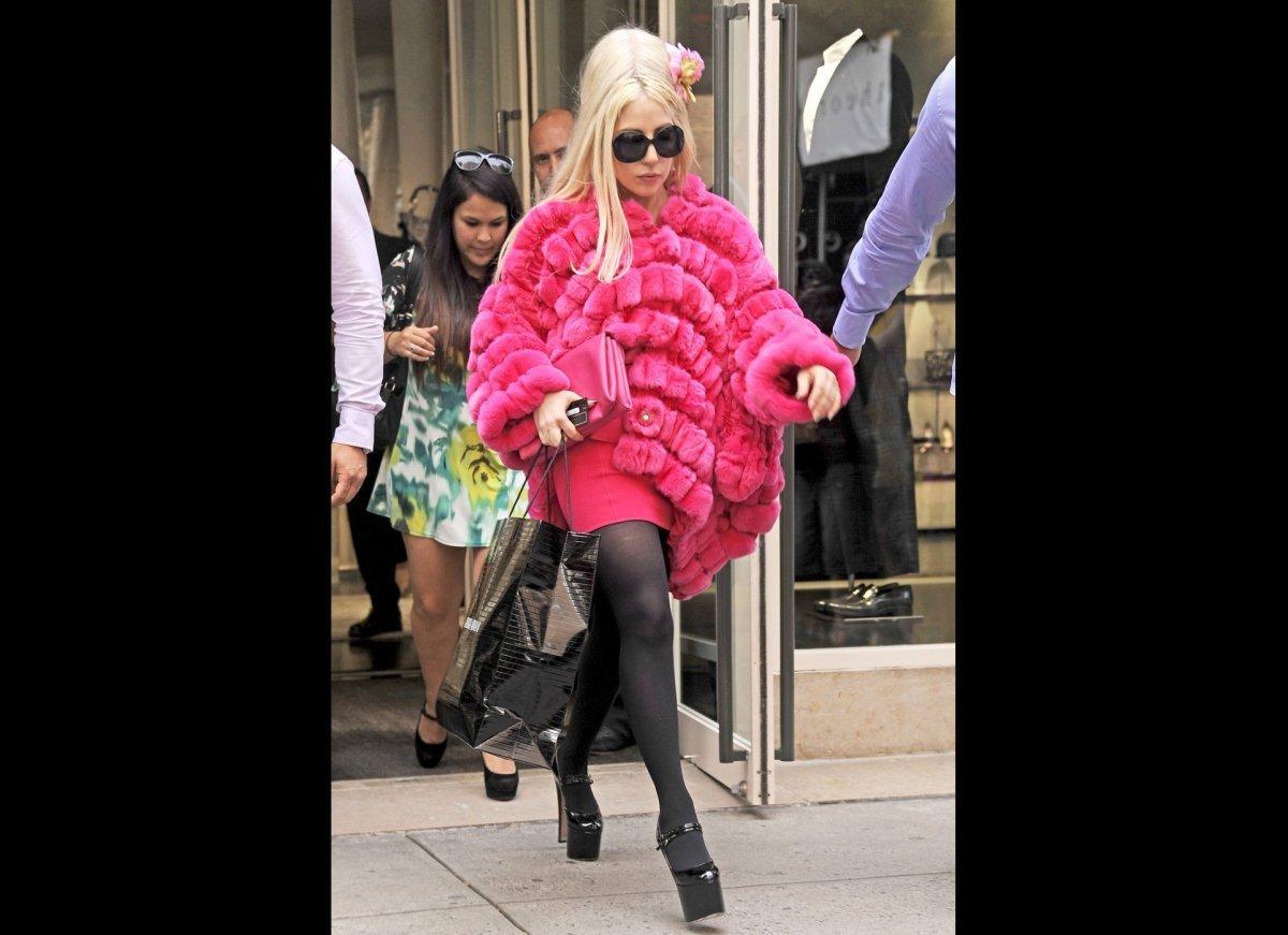 Lady Gaga ファッション・ヘアスタイル画像集