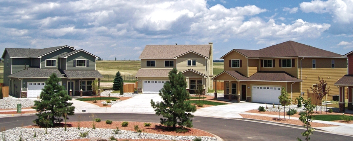 Air Force's Energy Efficient Housing In Colorado's Tierra