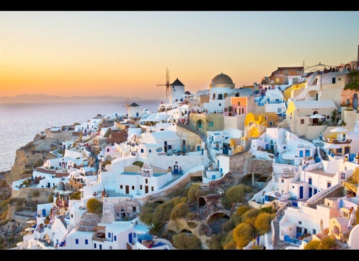 De Beste stedene Å Reise i Europa i august