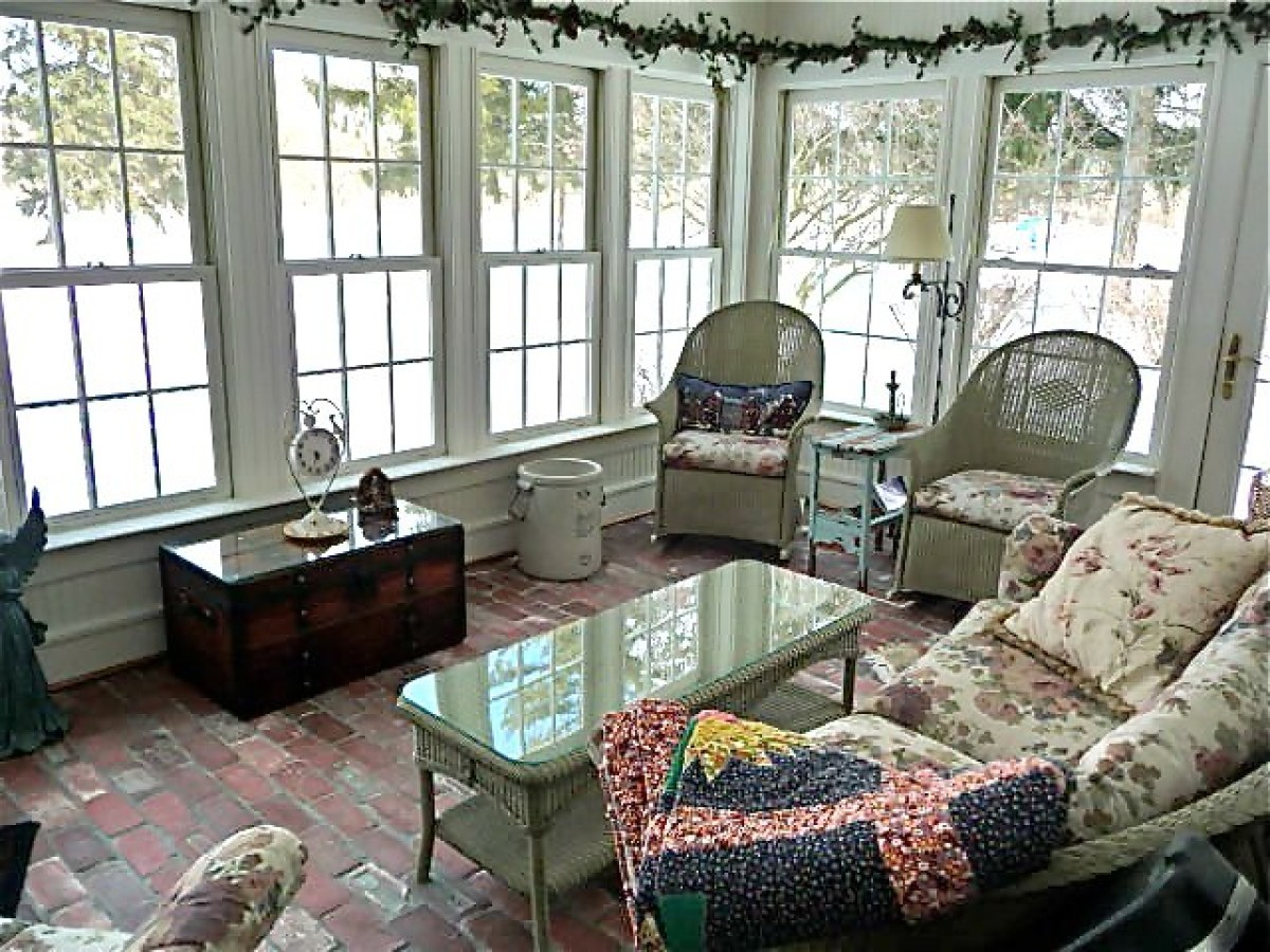 10 Impressive Sunrooms That We Need To Sip Lemonade In... Now (PHOTOS) : HuffPost