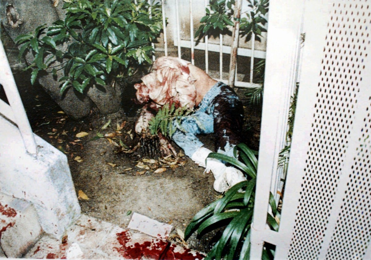 Crime Scene Photos Nicole Brown Simpson The 20th anniversary of o. j.'s murders: part ii � the matter of race