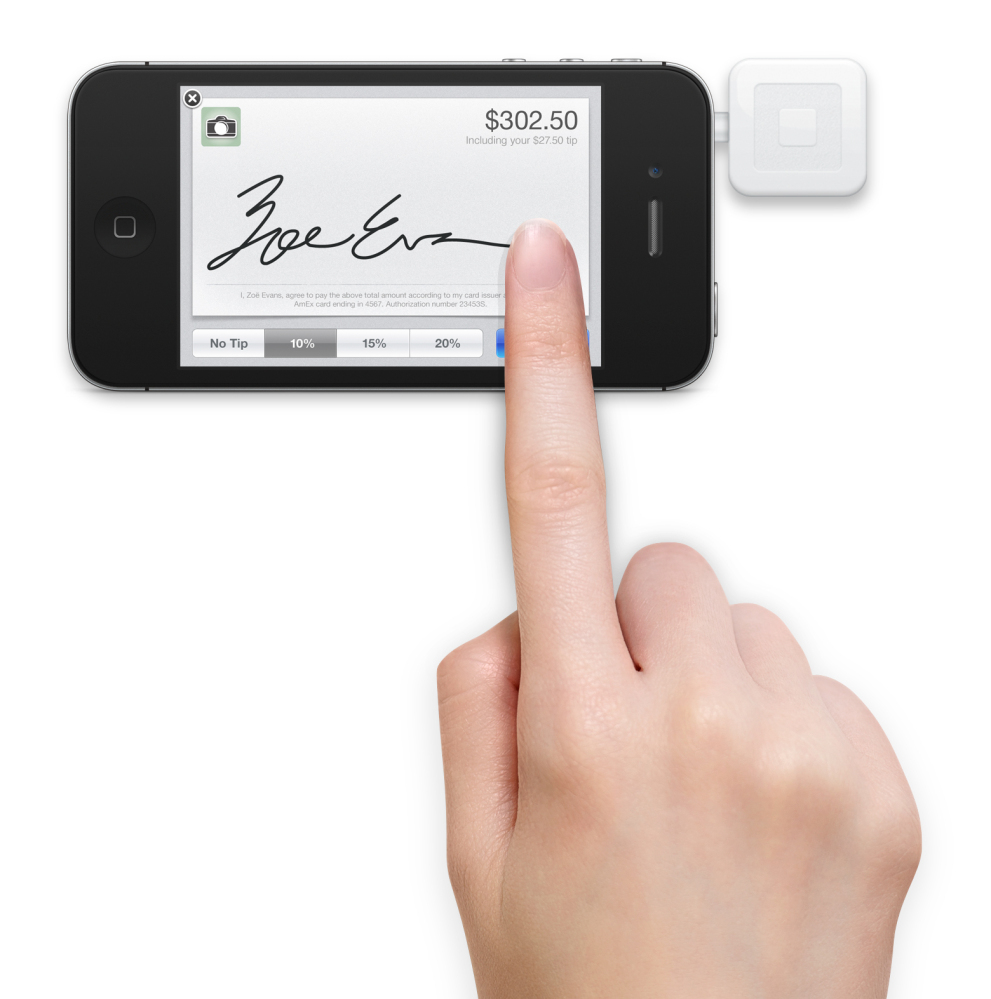 Mobile Payment Devices Help Small Businesses Get Paid