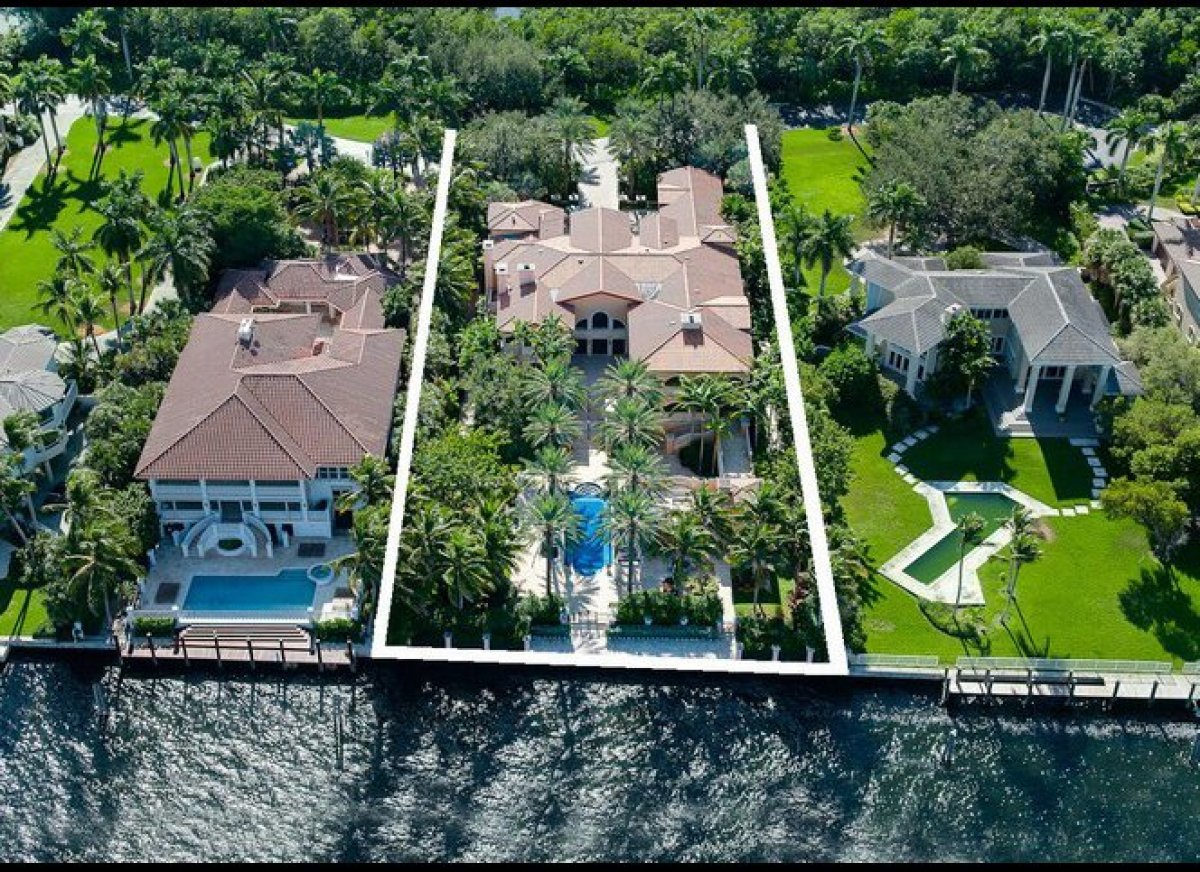 Coral Gables 10 Most Expensive Homes For Sale According