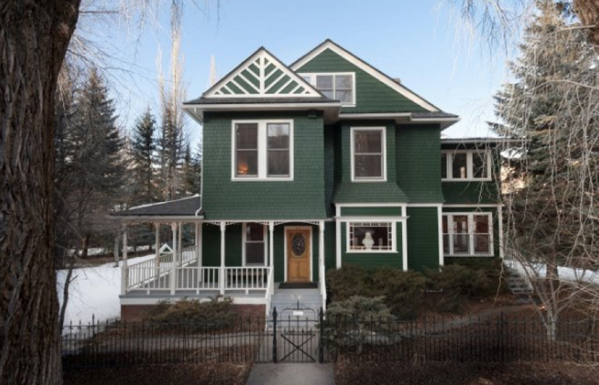 jack historic victorian home in aspen for sale photos - Victorian Home