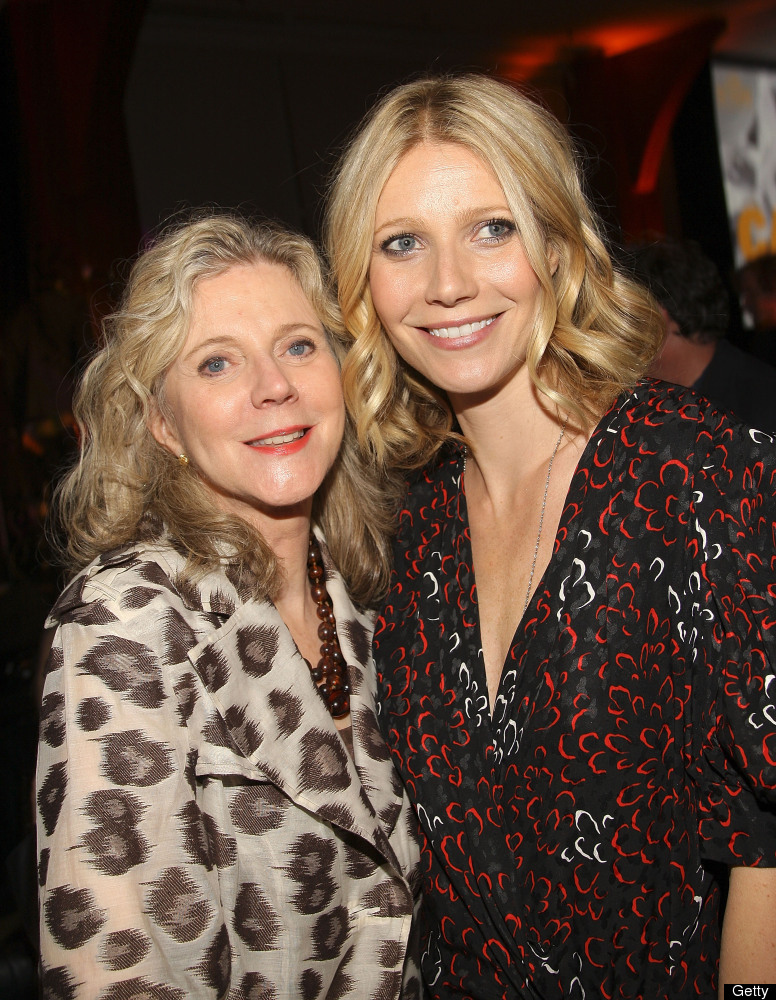 Celebrity Mothers Set Bar Too High For Non Famous Women: Mother's Day: Famous Boomer Moms
