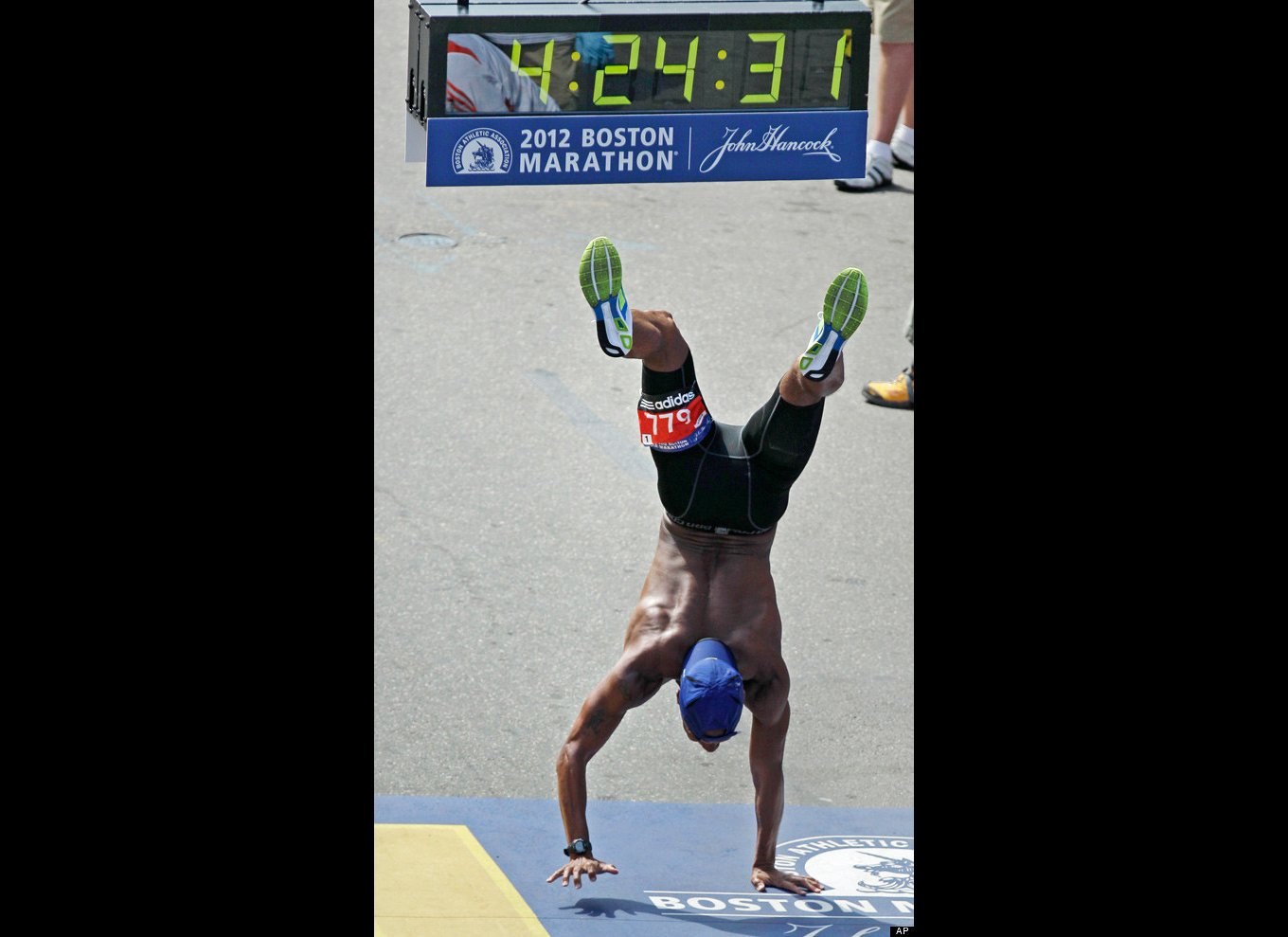 Displaying 19> Images For - Funny Marathon Photos...