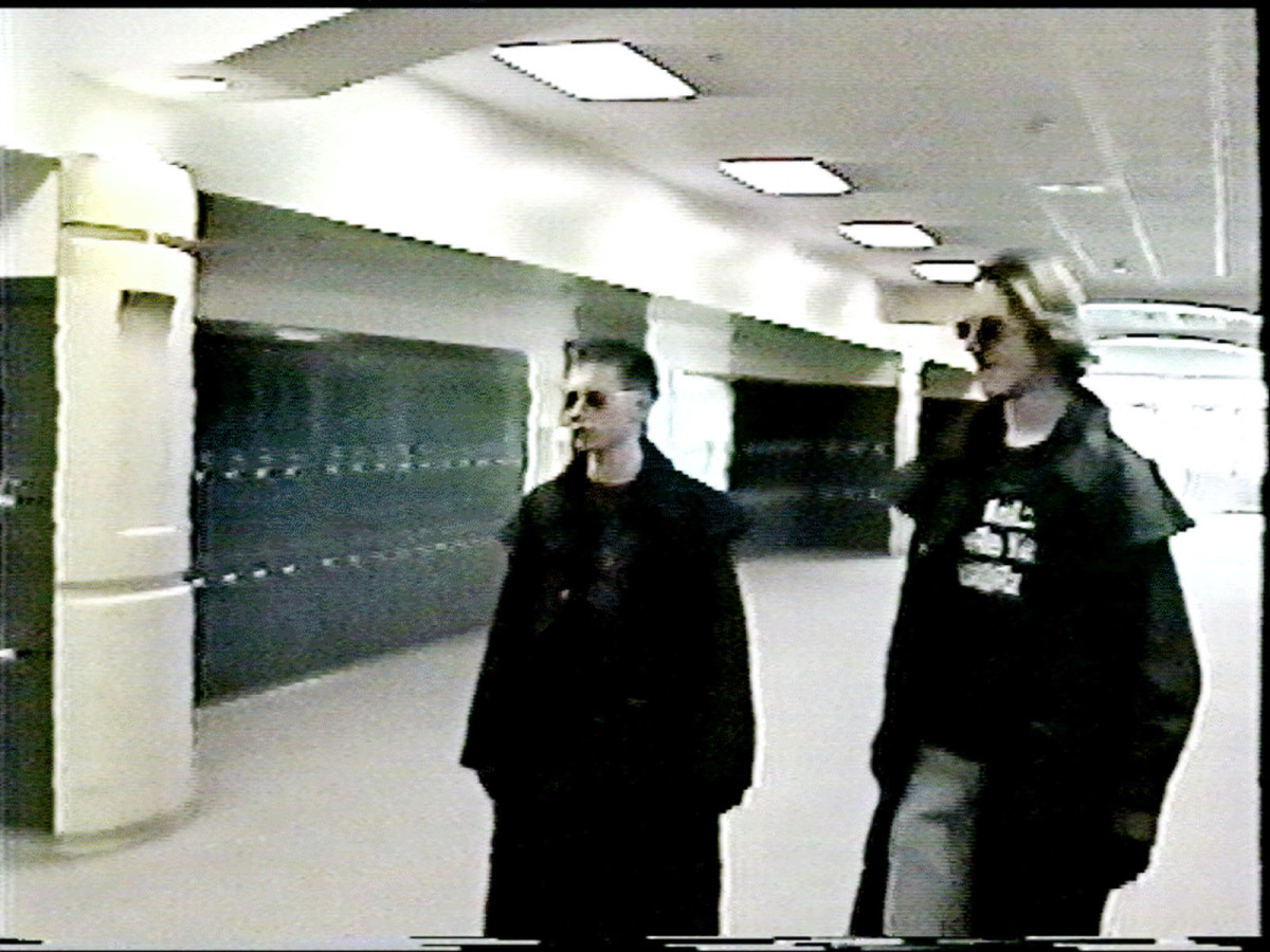 Columbine high school security?