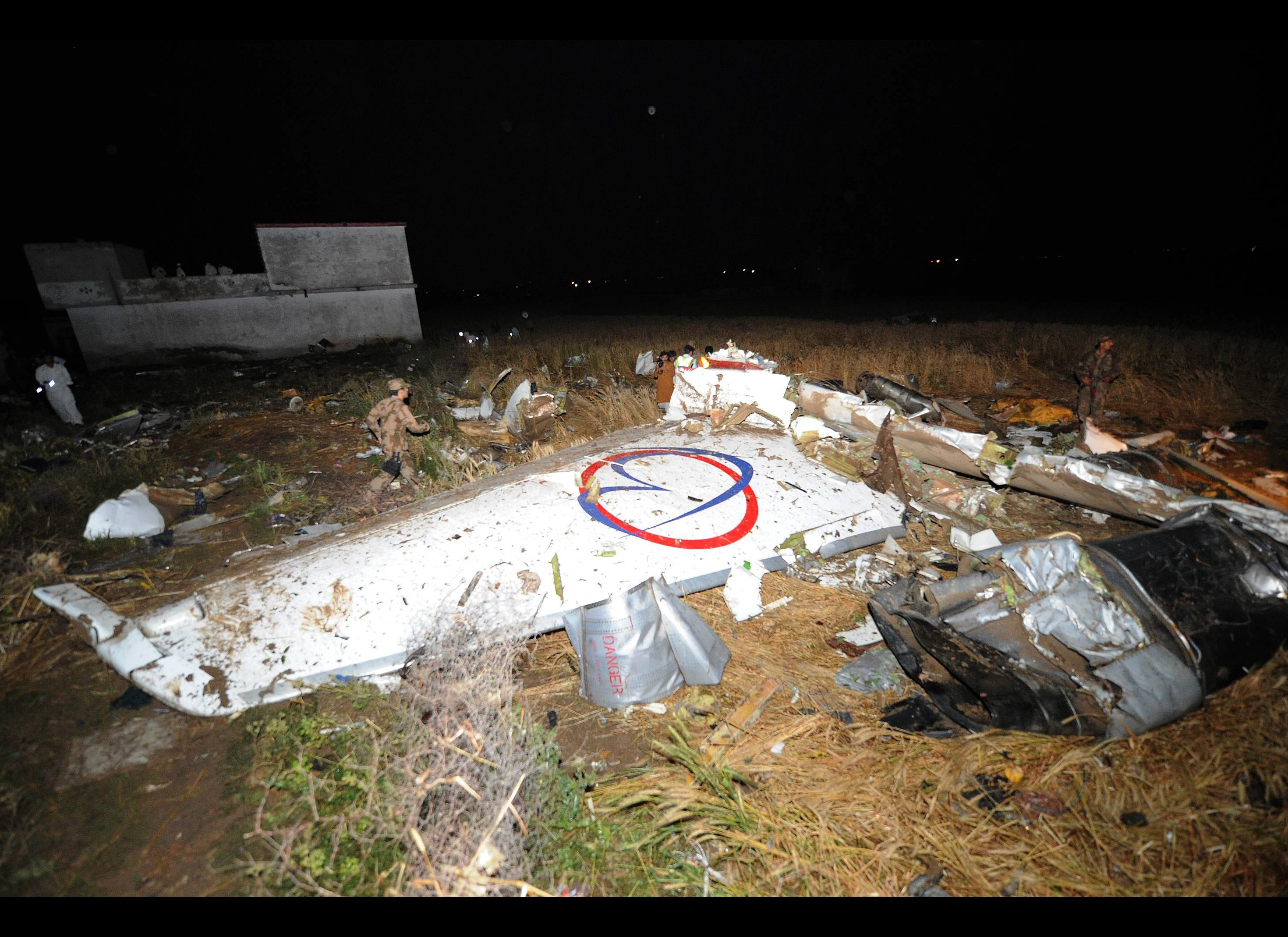 Plane Crash Bodies Photos Pakistan plane crash: