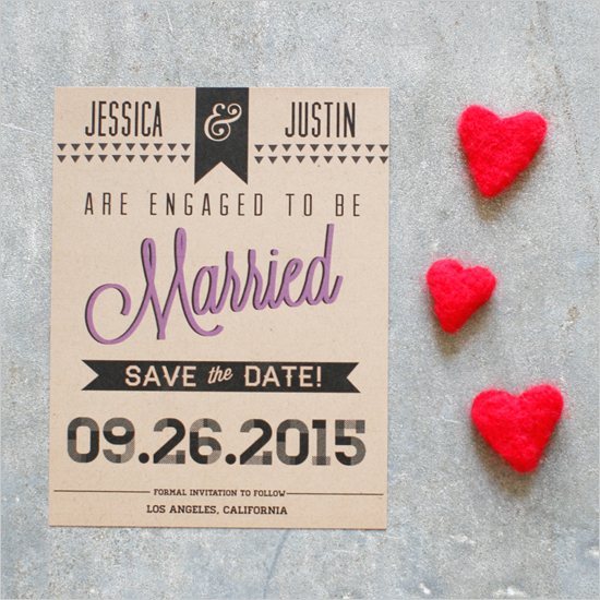 Wedding ideas 11 free printable save the dates you can for Online save the date template free