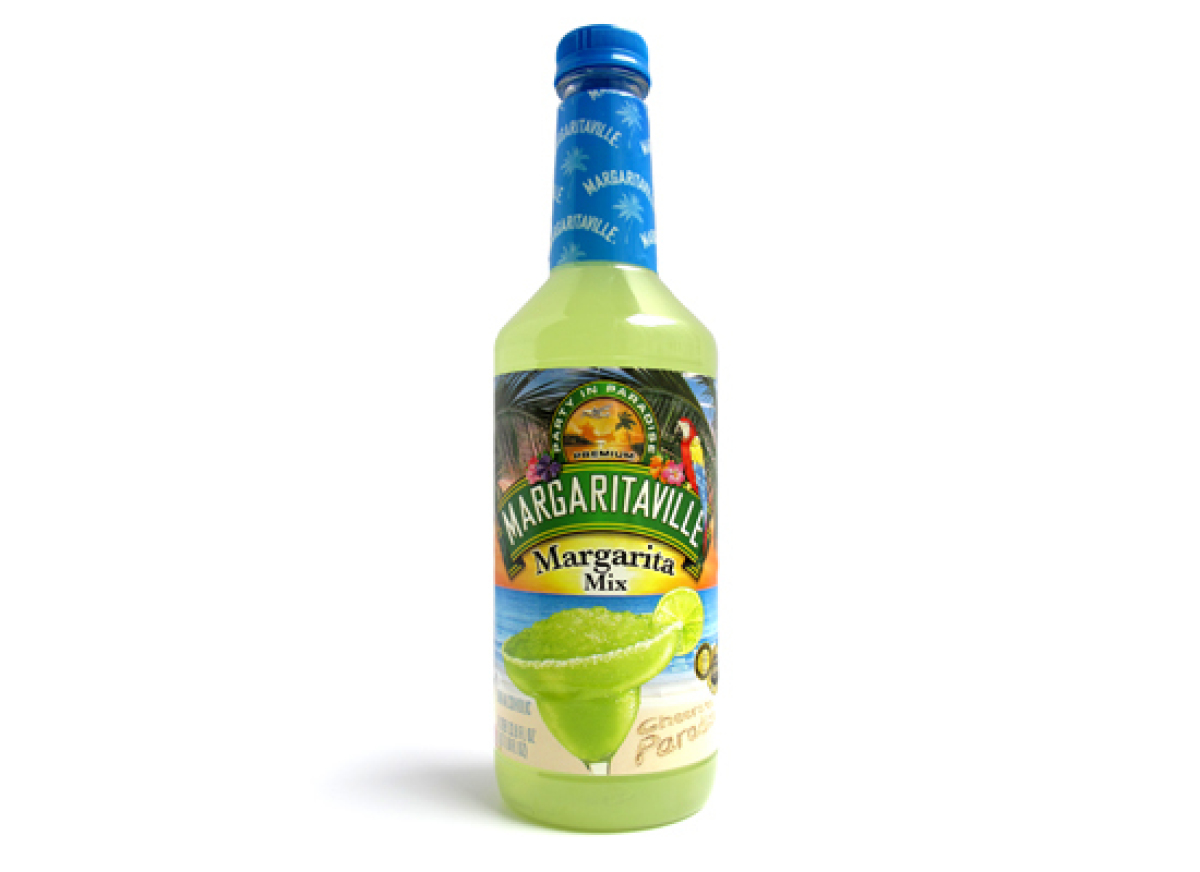 The best margarita mixes testing the market 39 s biggest for The best mixed drinks