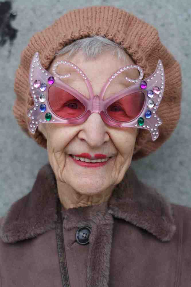 Image result for older women with sunglasses