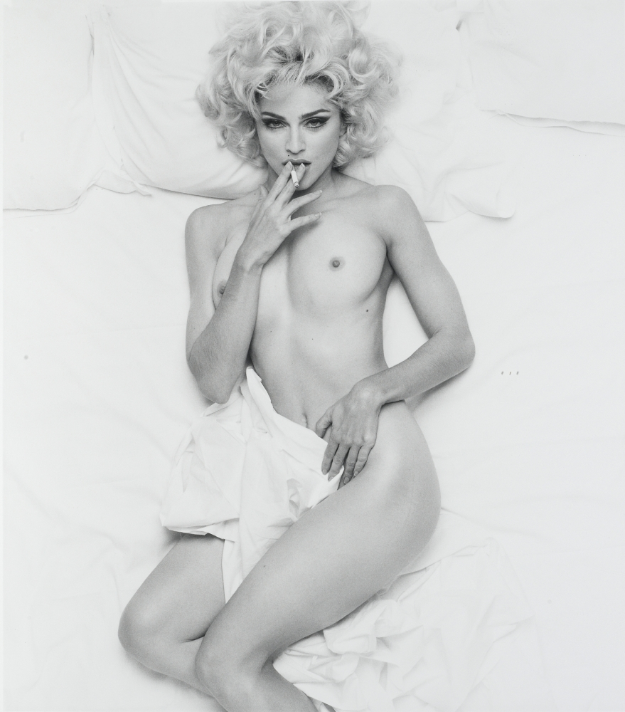 Madonna Nude Photo Auction 97