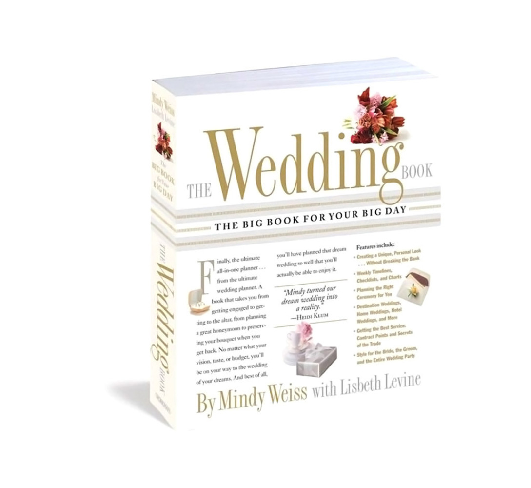 Wedding Planning: What Are The Best Wedding Planning Books