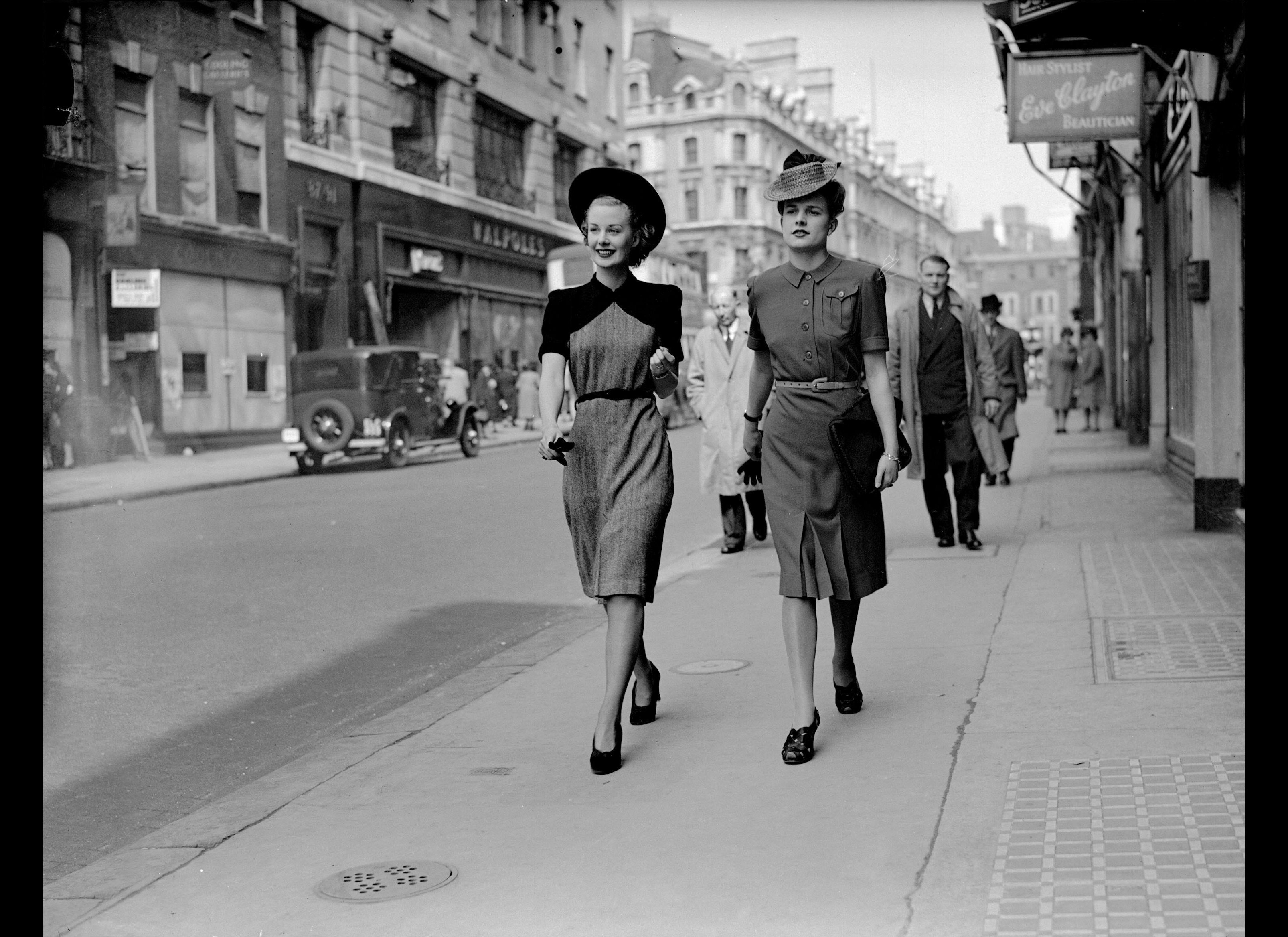 1940's Inspiration on Pinterest | 1940s Fashion, 1940s and ...