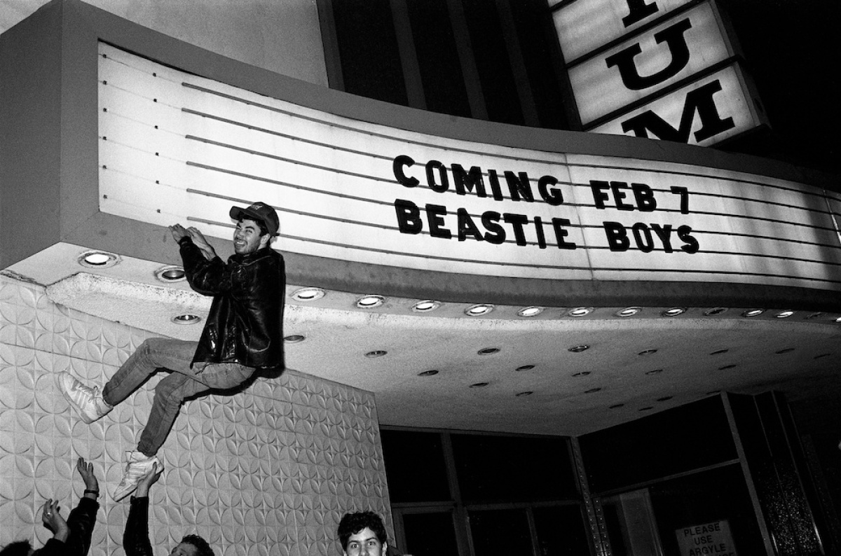 beastie boys  u0026 39 solid gold hits u0026 39  exhibit showcases old photos
