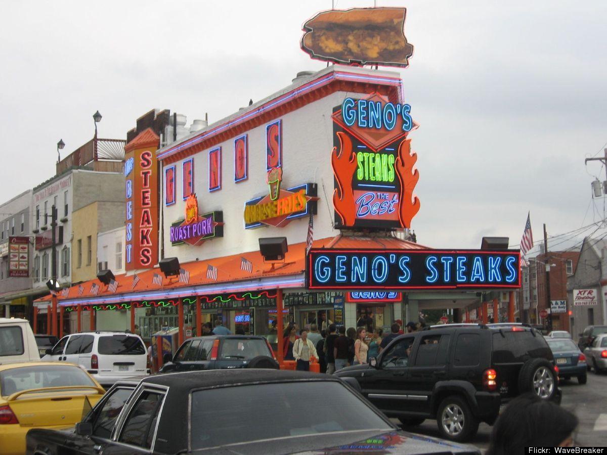 Geno's Steaks Logo
