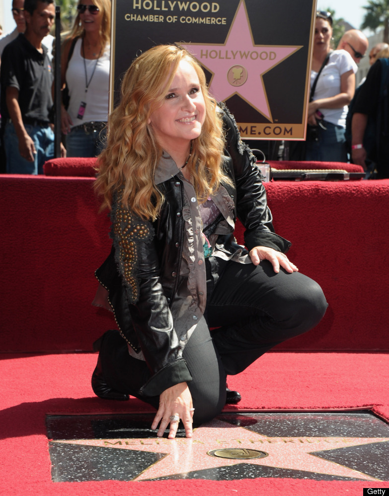 Melissa Walked Into The Cpc Terrified I Think I Am: Melissa Etheridge Turns 51 Today (PHOTOS)