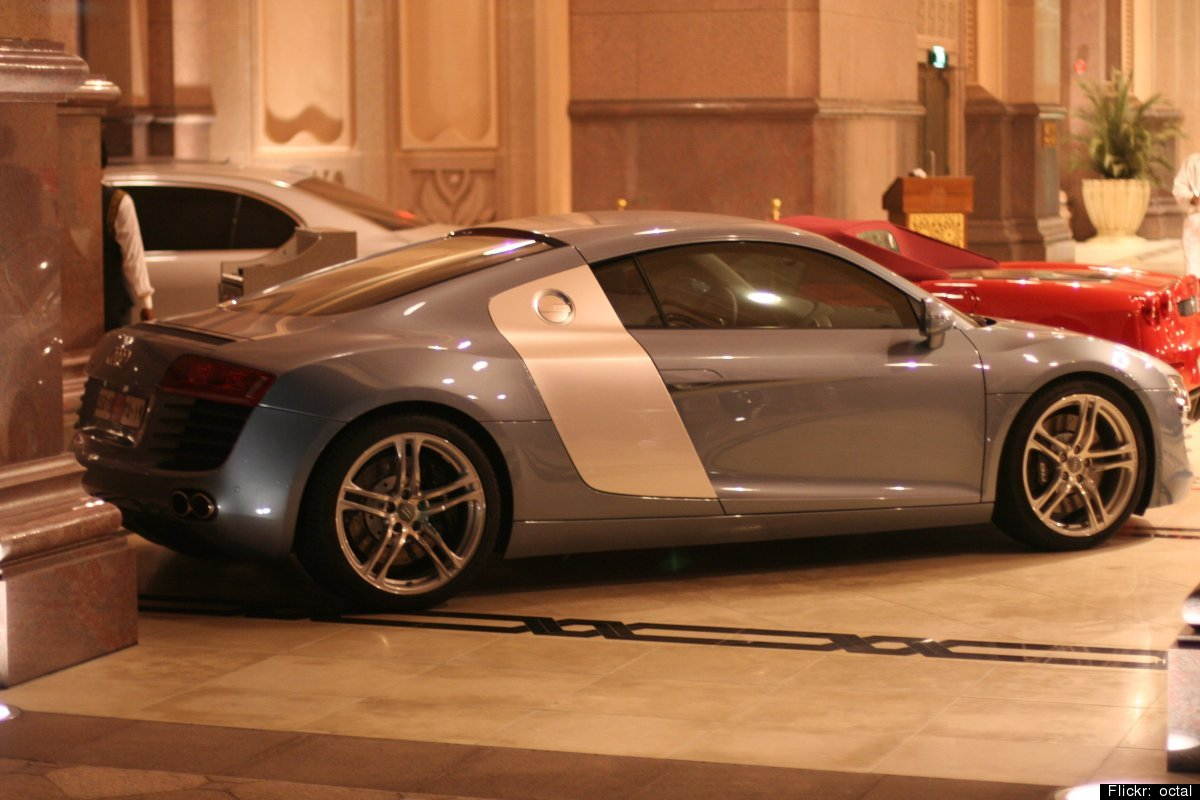 Ten Most Expensive Cars To Own Wall St - Most expensive audi sports car