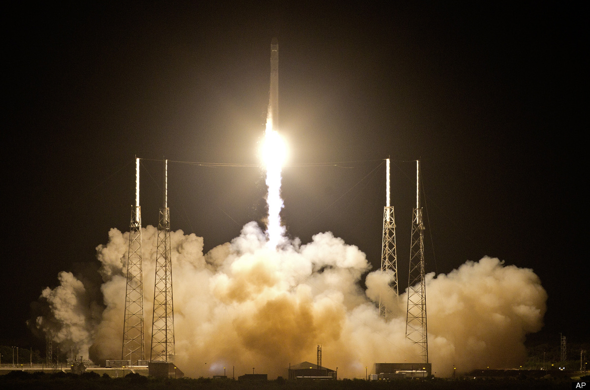 SpaceX: Launch A Rocket, Make A Billion | HuffPost