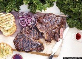 How to make t bone steak