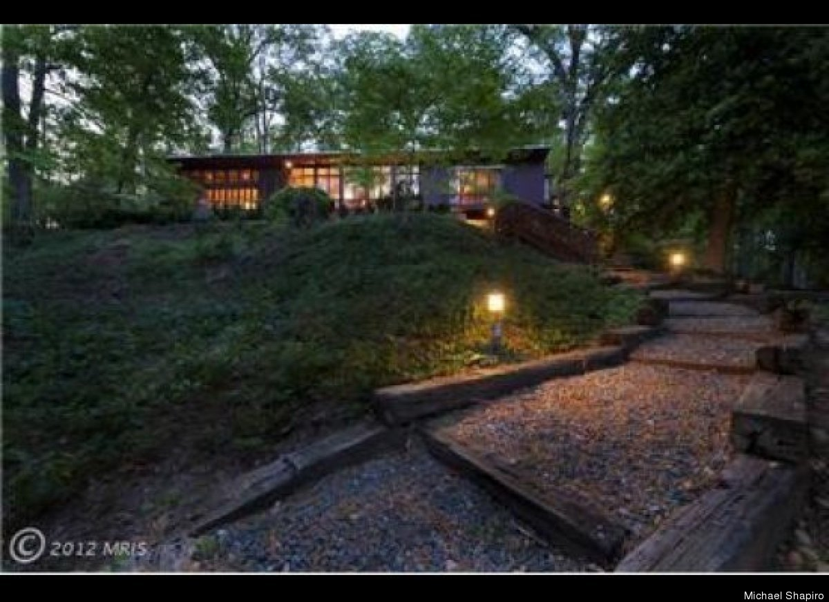 Mid century modern homes for sale in the d c area photos for Modern homes in maryland