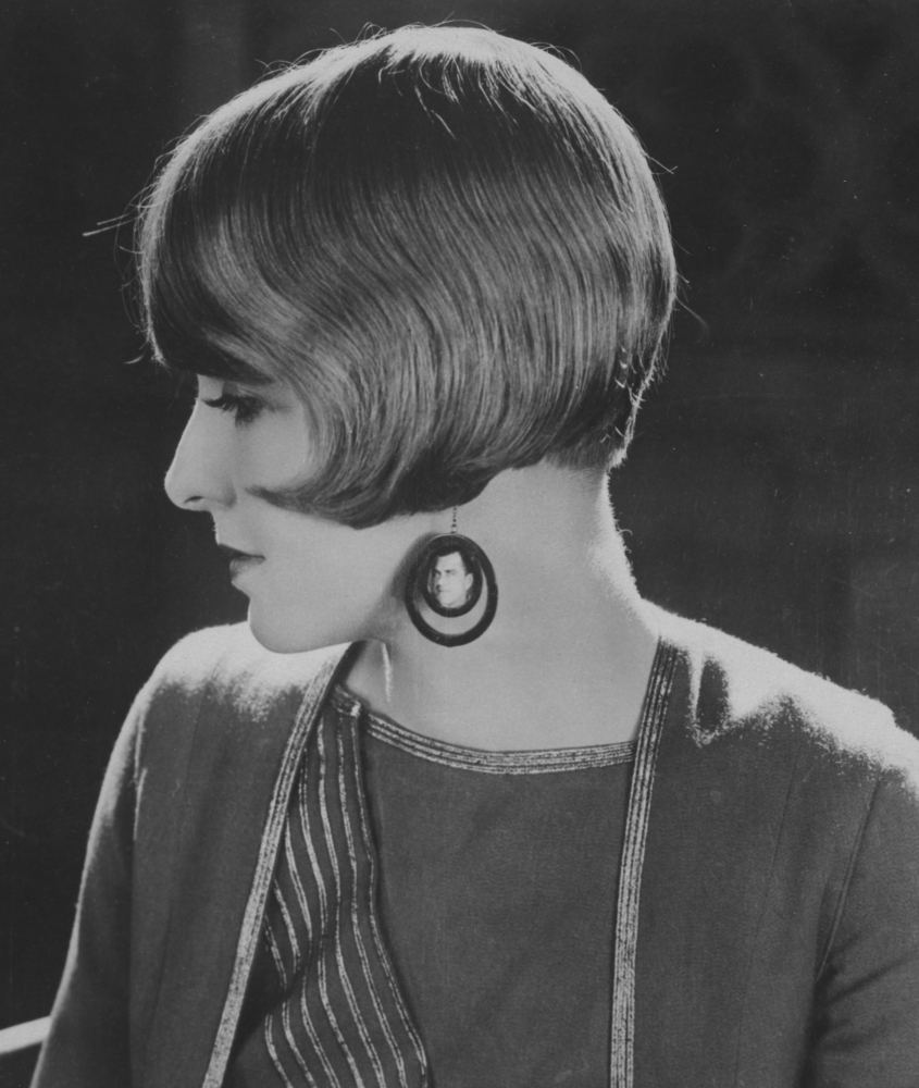 cute short hairstyles 60 style icons sport the bob from