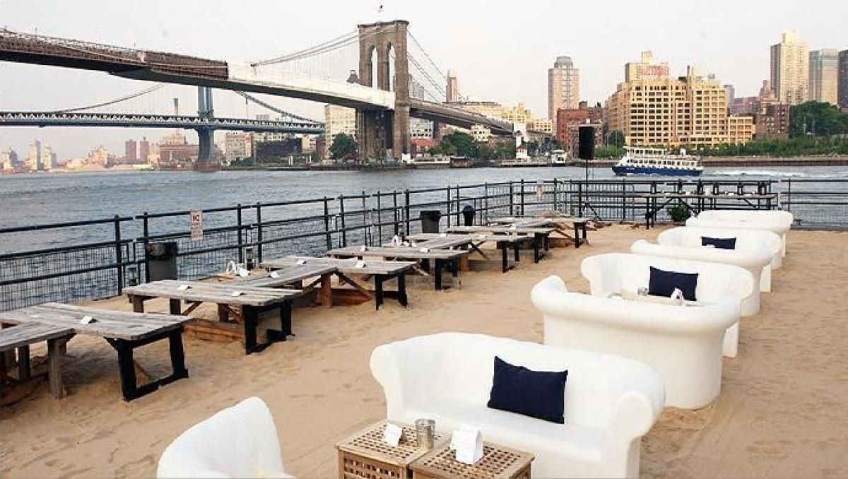 Best Rooftop Bars In New York Photos Huffpost