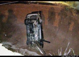 Utah Sinkhole Death