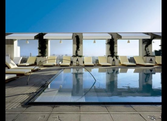 Los Angeles Hotel Pools The Best And The Brightest