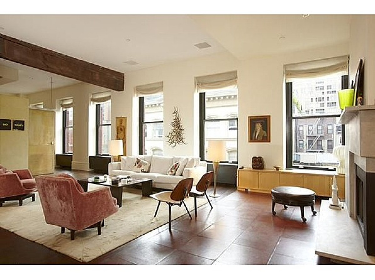 Claire danes 39 apartment at 42 wooster street in soho for for Apartments for sale in soho