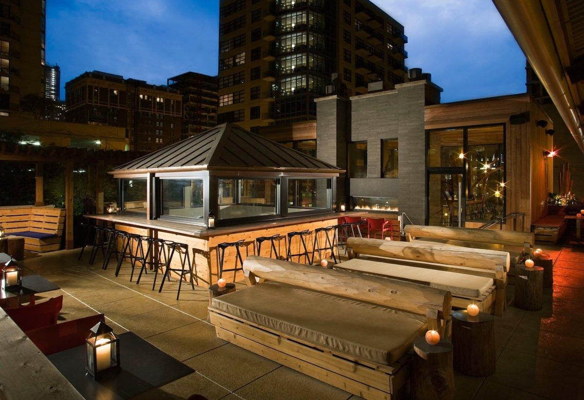 America's Best Outdoor Bars (PHOTOS) | HuffPost on Bar Backyard id=51648