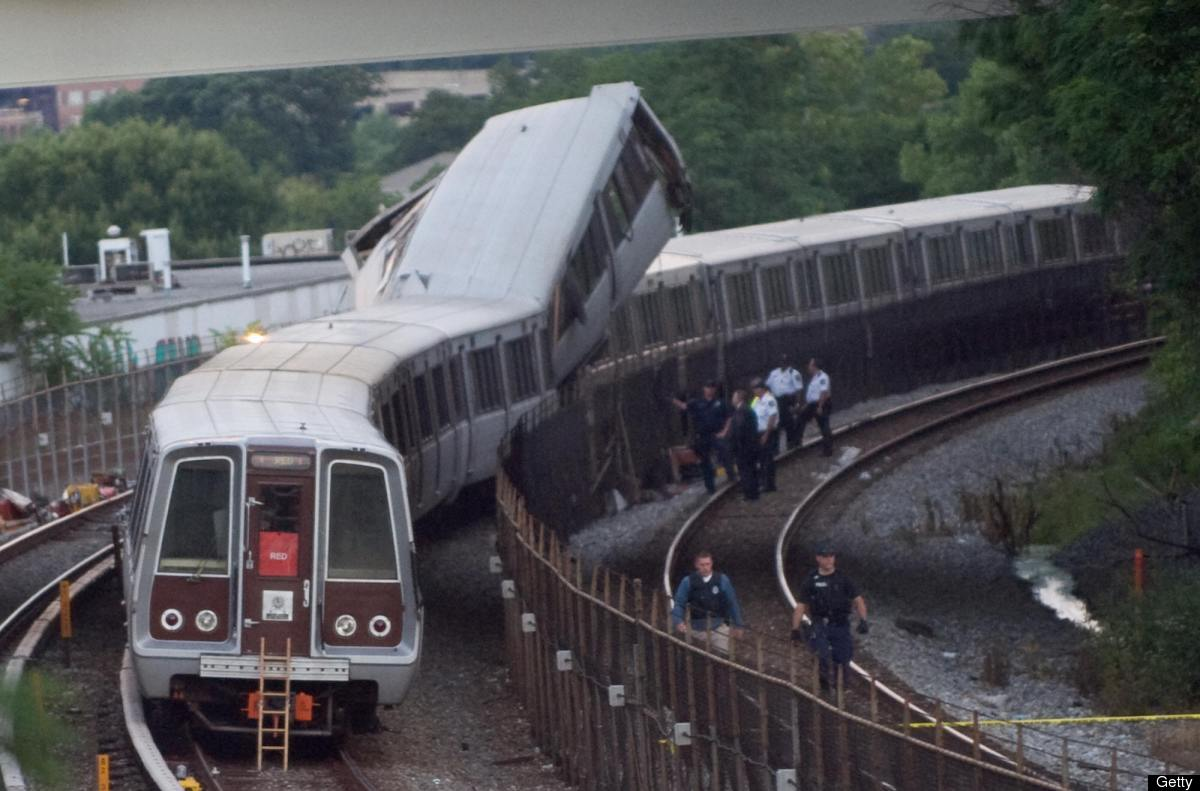 D.C. Metro Red Line Crash Victims Honored With Plaque 3 ...