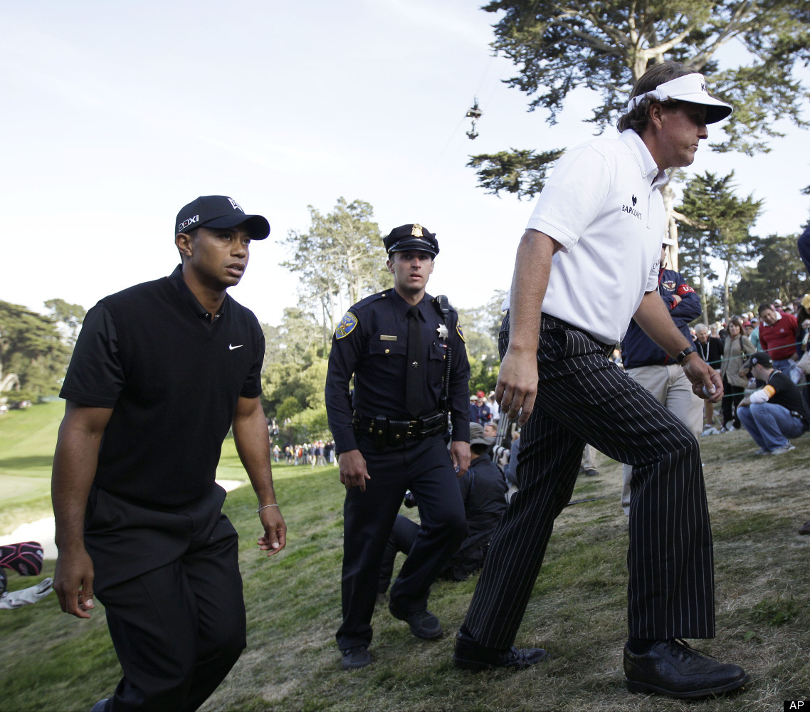u s  open round 3 tee times  pairings  tiger woods  jim
