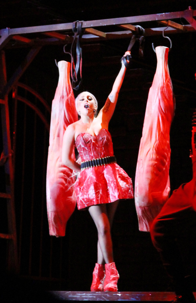 Lady Gaga's Born This Way Ball Tour (PHOTOS)