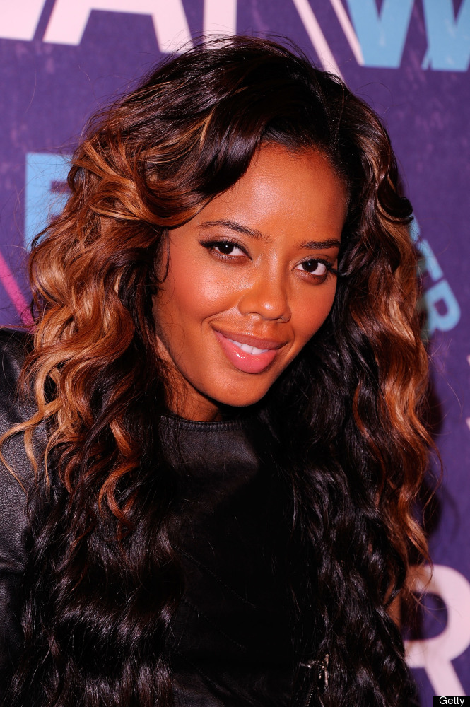 Angela Simmons Bikini Hair Line Related Keywords And Tags