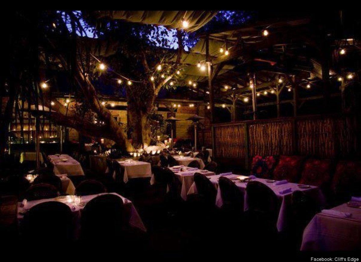 Secret Garden Restaurants In L.A.: A Guide To 10 Outdoor