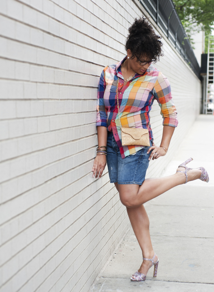 5 Ways I Wore Glitter Shoes...During The Day (PHOTOS) | HuffPost